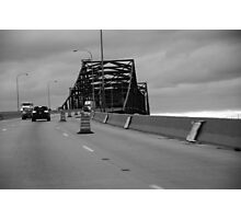 APPROACHING THE SKYWAY Photographic Print