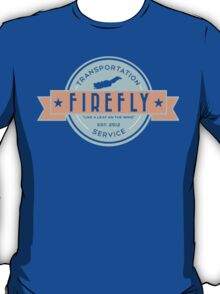 Firefly Transportation T-Shirt