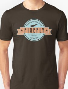 Firefly Transportation Unisex T-Shirt