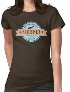 Firefly Transportation Womens Fitted T-Shirt