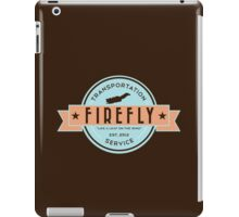 Firefly Transportation iPad Case/Skin