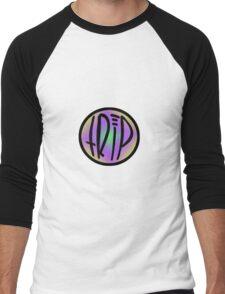 logo with colour Men's Baseball ¾ T-Shirt