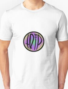 logo with colour T-Shirt