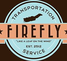 Firefly Transportation by foureyedesign