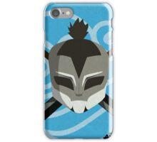 sokka the warrior iPhone Case/Skin