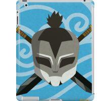 sokka the warrior iPad Case/Skin