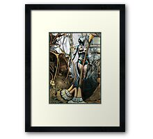 The Wanderer Framed Print