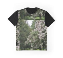 Bushy Flowering Bush Tree Thing Graphic T-Shirt