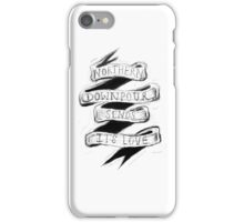 Northern Downpour iPhone Case/Skin