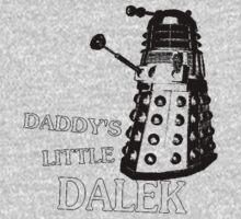 Daddy's Little Dalek Kids Tee