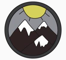 Northern Summit Kids Tee