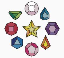 Crystal Gems Kids Tee