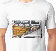 just plain looney Unisex T-Shirt