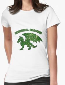 Cornwall Dragons Womens Fitted T-Shirt