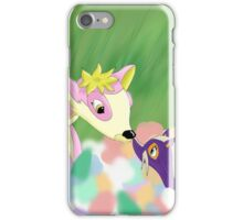 Bambi Pokemon Crossover iPhone Case/Skin