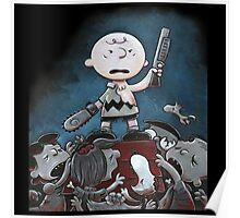 Captain Charlie Brown Poster