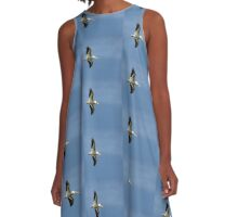 The Pelican-Can A-Line Dress