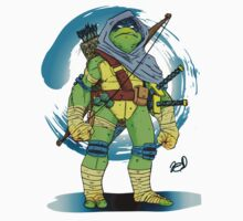 Tmnt Leonardo One Piece - Short Sleeve