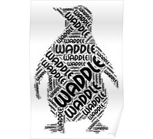 Waddle Waddle Poster