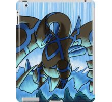 Earthbound Immortal Dark Lugia remake2016 iPad Case/Skin