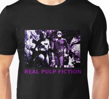 THE REAL PULP FICTION HEROES Unisex T-Shirt