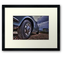 Dungeness Nuclear Power Station Framed Print