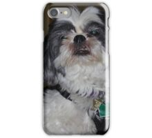 Bogie Ready For a Nap iPhone Case/Skin