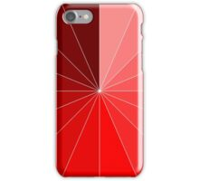 50 shades of red iPhone Case/Skin