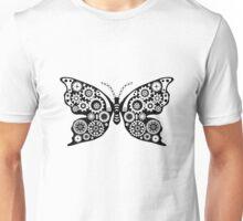 Steampunk butterfly Unisex T-Shirt