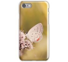Nature Peeking Small Butterfly iPhone Case/Skin