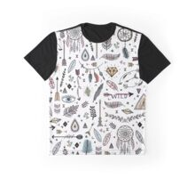 Boho Graphic T-Shirt