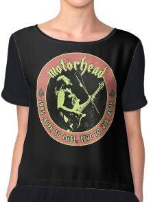 Motorhead (Born to lose) Vintage Chiffon Top