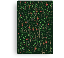 Woodland Floor Canvas Print