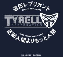 Tyrell Corporation (aged look) Kids Tee