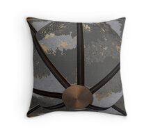 Containment Three Throw Pillow