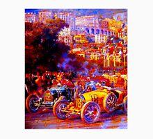 """MONACO GRAND PRIX"" Vintage (1929) Painting Print Unisex T-Shirt"