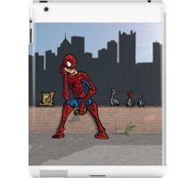 Even SuperHeroes Need McDonalds iPad Case/Skin