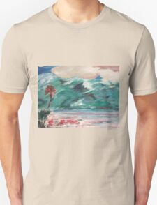 In Spring- Original Oil Painting by Margaret Harker for Silver Falcon Arts Unisex T-Shirt