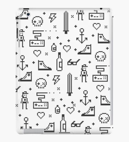 Let's pixelate iPad Case/Skin