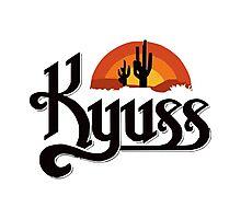 Kyuss Photographic Print