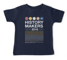 History Makers GB 2016 Baby Tee