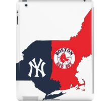 MLB Rivalry Map iPad Case/Skin
