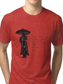 Withnail & I - Quote  Tri-blend T-Shirt