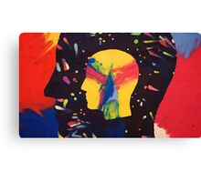 Tame Impala - Feels Like We Only Go Backwards Art Canvas Print