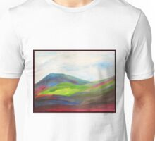 Wilderness Found- by Margaret Harker for Silver Falcon Arts Unisex T-Shirt