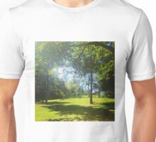 Trees, park Unisex T-Shirt