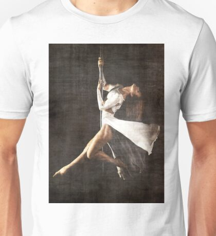 The Pole Dancer Unisex T-Shirt