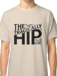 The Tragically Hip Black Classic T-Shirt
