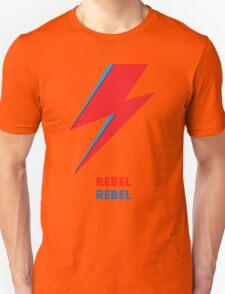 "David Bowie ""Rebel Rebel"" original design Unisex T-Shirt"