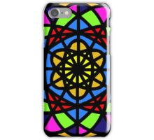 rose window iPhone Case/Skin